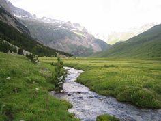 National Park of Ordesa in Spain