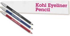 pencil eyelin, kohl pencil