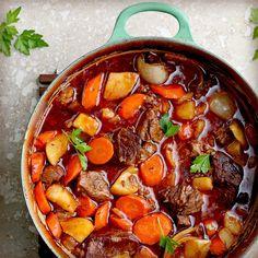 Winter Beef Stew  #ChefJimmyBoswell