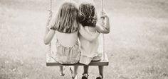 The Original Tree Swing -Sisters shot