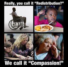 I call it Compassion!