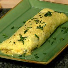 Michael Symon's Herb Omelette