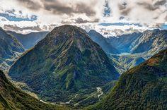 Milford Track, South Island, New Zealand