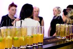 Courvoisier Cognac Cocktails
