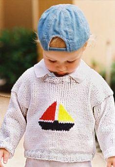 sailboat sweater