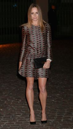 Fabulously Spotted: Stella McCartney Wearing Stella McCartney - The Global Fund Celebration - http://www.becauseiamfabulous.com/2013/09/stella-mccartney-wearing-stella-mccartney-the-global-fund-celebration/