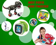 Hot holiday toys for
