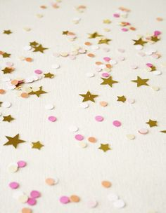 Confetti + stars