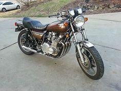 1977 Kawasaki KZ1000 LTD Vintage KZ