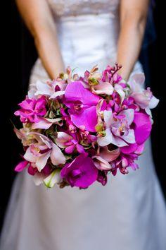 Very pretty bouquet.
