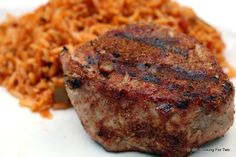 Grilled Mexican Pork Medallions - 101 Cooking For Two