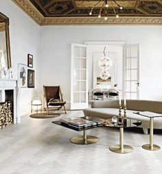 Swedish design meets Parisian chic