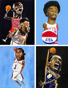 #NBA #Basket #Art