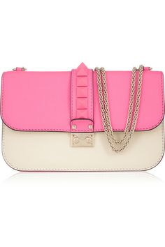Shop now: Valentino Clutch. I'm in love!