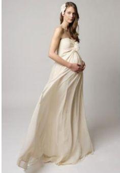 Vestidos de novia para embarazadas | Blog de BabyCenter