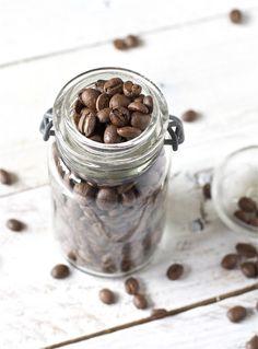 homemade coffee vanilla cocOnut oil sugar scrub