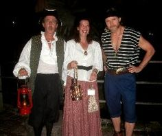 St. Augustine ghost tour