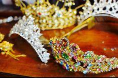 Khmer / Cambodian wedding jewelry