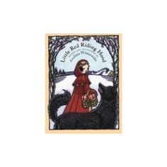 Little Red Riding Hood, Illustrated by Andrea Wisnewski. Kids loved it and the illustrations are really cool