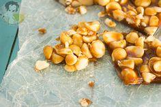 Coffee Macadamia Nut Toffee  @A Girl Worth Saving