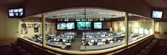 NASA Johnson Space Center Mission Control