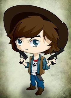 #TheWalkingDead #Carl