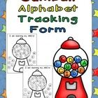 This form provides a super simple, visual way for students to track their learning of the letters of the alphabet!! Students will be very motivated...
