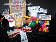 Cute Goody Bag Treat Ideas