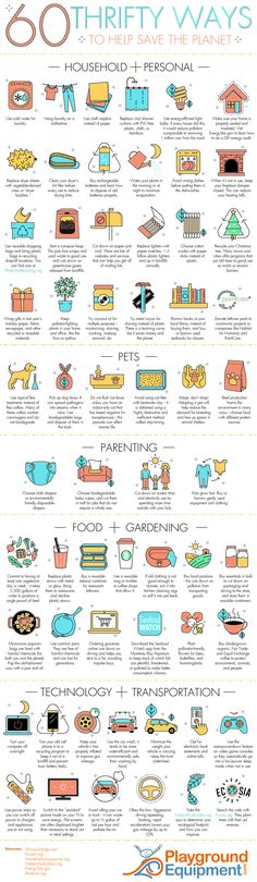 60 thrifty ways to b
