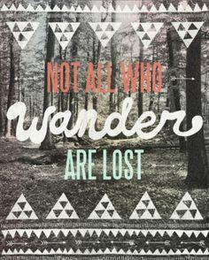 Wanderlust...
