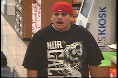 On 2/27/13, at 5:38 p.m., the subject pictured entered Kohls and concealed merchandise under his shirt. When he walked out without paying for the items, Loss Prevention confronted him. Upon being confronted, he took off running but quickly turned around and brandished a folding knife and threatened to stab the employee. Please contact Detective Longshore (650-903-6359) with any information that will assist in identifying this person.