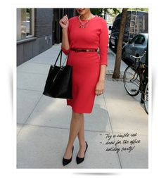 Professionelle: Office Holiday Party Dress