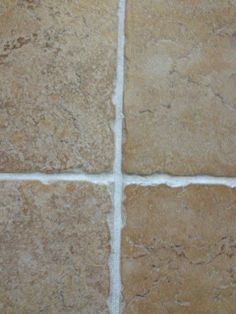 Miracle Grout Cleaner!