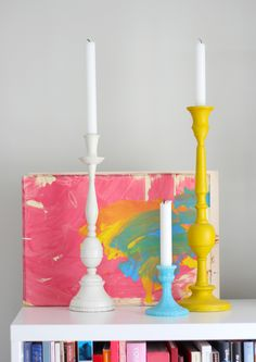 candles & canvas
