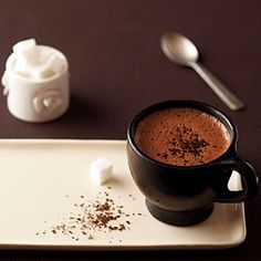 Intense Hot Chocolate