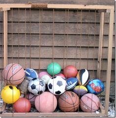 Ball Storage!
