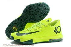Vert Vert Nike KD VI (6)
