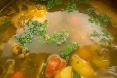 Not Your Grandma's Chicken Soup | Recipe | Joy of Kosher with Jamie Geller