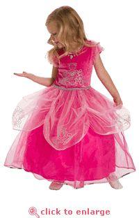 5 Star Fancy Pink Princess Dress
