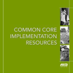 These blog posts are great resources for Common Core State Standards implementation!