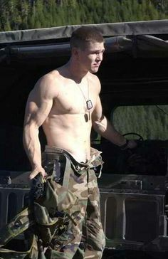 Militar guy