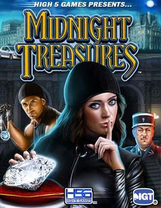 Midnight Treasures - Slot Game by H5G