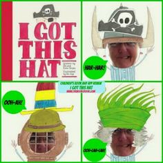 Children's Book and App Review, I Got This Hat