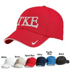 Greek Nike Dri-Fit Mesh Swoosh Sandwich Cap $19.95 #Greek #Fraternity #Sorority #Nike #Hat #Cap #Golf #Accessories #Clothing #Gifts