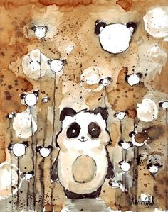 Panda Balloons #panda #balloon