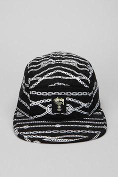Stussy Chainlink 5-Panel Hat