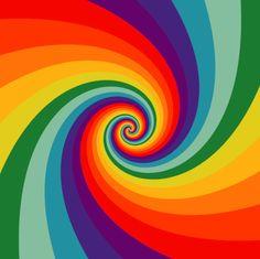 rainbow gif
