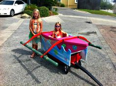 Don't miss the Destin Fishing Rodeo Kid's Kick-Off and Wagon Parade! It takes place tomorrow, September 28, at HarborWalk Village. To learn more, check out our blog post at http://www.beachguide.com/blog/northwest-florida/destin-seafood-rodeo.