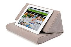 IPEVO Cushi Pillow Stand for iPad - Light Khaki $34.95