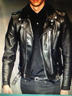 Great Classic Biker Jacket